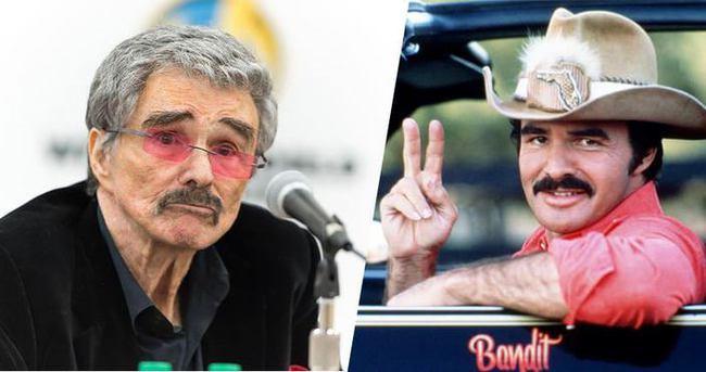 Burt Reynolds'ın son hali hayranlarını üzdü