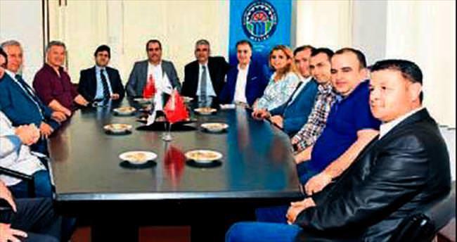 MHP adayları Manavgat'ta