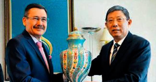 Ankara-Şanghay arasında dostluk ve işbirliği protokolü