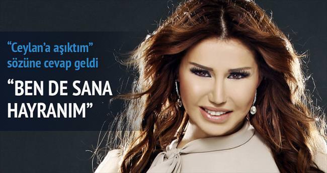 Ceylan'dan Ata Demirer'e yanıt: Ben de sana hayranım