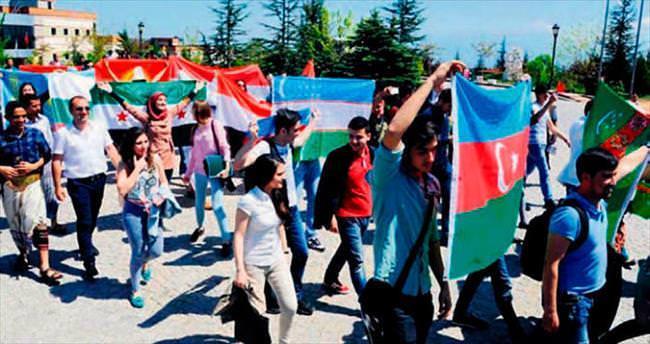 UDEF'ten Türkçe olimpiyat yanıtı: Günaydın!