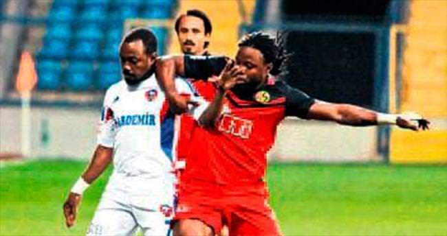 Karabükspor 2 Eskişehir 2