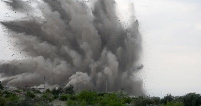 Fetih Ordusu Fenar askeri kontrol noktasını havaya uçurdu