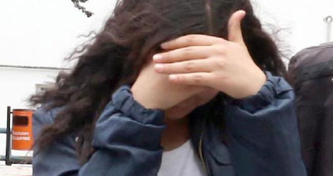 Liseli kız eski sevgilisini bıçakladı