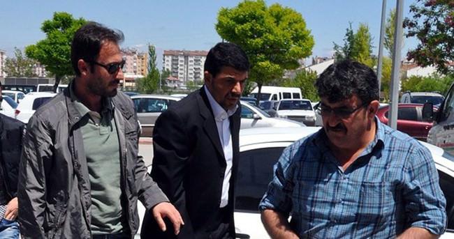 Konya'da Fetullahçı Terör Örgütü üyeliğinden tutuklama