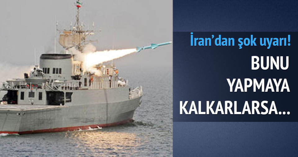 İran'dan ABD ve Suudi Arabistan'a şok uyarı