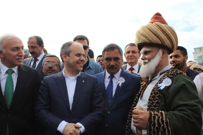 Bakan Çağatay Kılıç Samsun'da Ahilik Haftası Kutlamalarına Katıldı