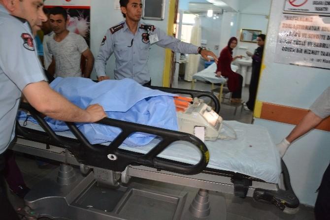 Mayınla Oynayan Çocuk Ağır Yaralandı
