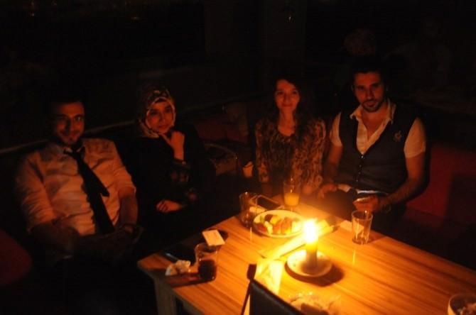Cizre'de Mum Işığında Hemşireler Günü Kutlaması