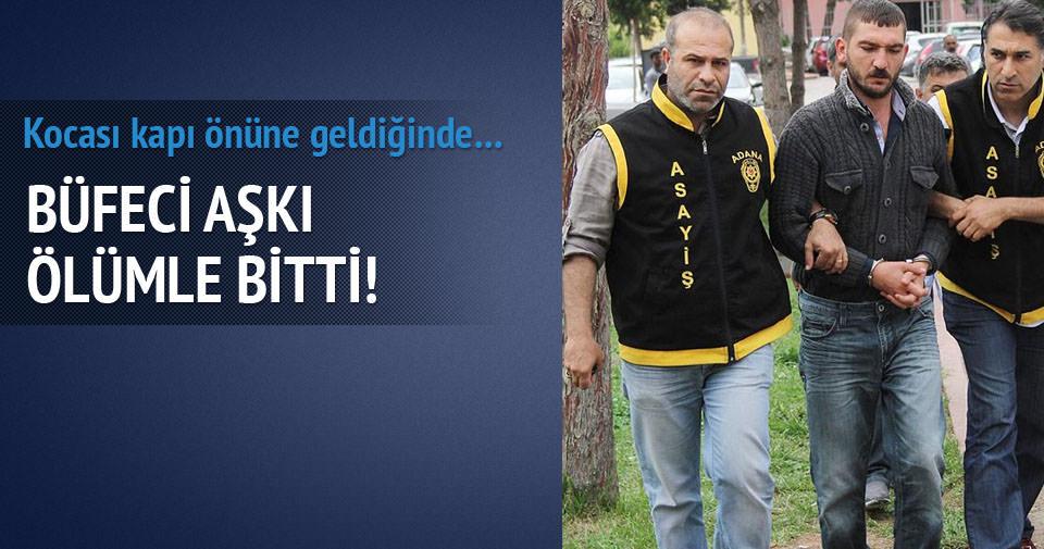 Adana'da eski sevgili cinayeti