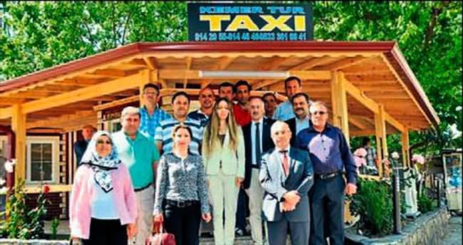 MHP adaylarından esnaf ziyaretleri