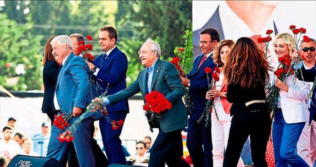 Milletçe CHP'yi alkışlıyoruz