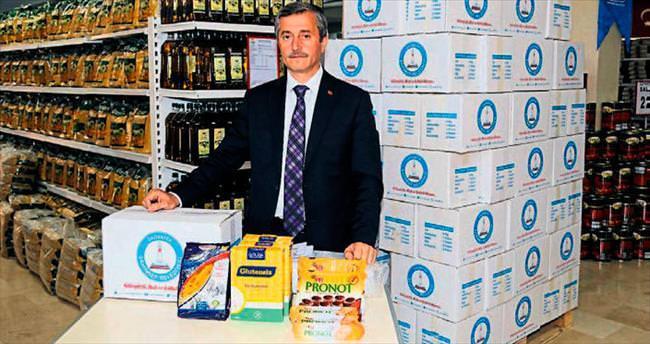 Şahinbey Belediyesi'nden çölyak hastalarına destek