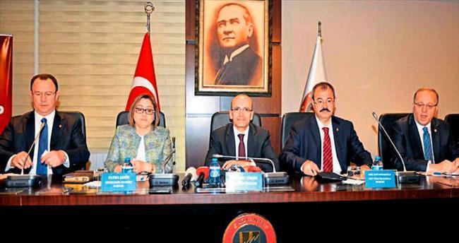 Küresel tecrübesini Gaziantep'e sunacak
