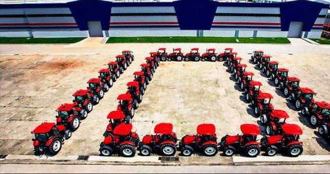 101 yıldır yerli traktör üretiyor