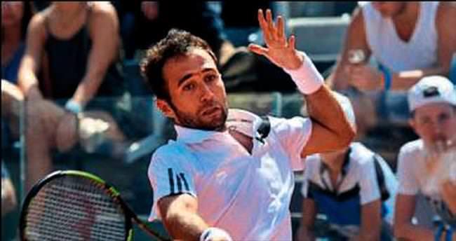 Marsel İlhan, Nadal engelini geçemedi