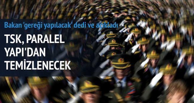 TSK'daki Paralel'e soruşturma açıldı