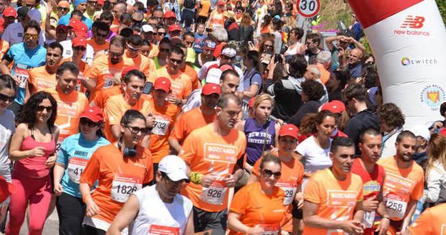 New Balance Bozcaada Yarı Maratonu Ramazan İşmel'in