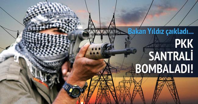 Bakan Yıldız'dan PKK'ya sert tepki