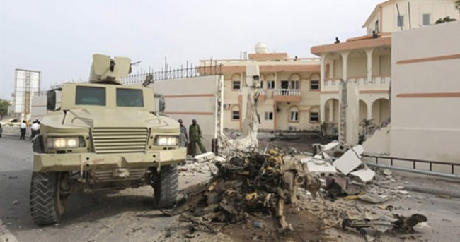 Somali'de İngiliz oyunu