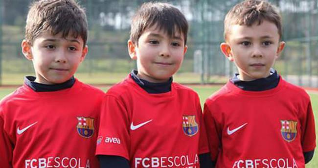 Barcelona'nın efsanevi futbol okulu İstanbul'da yetenek avında