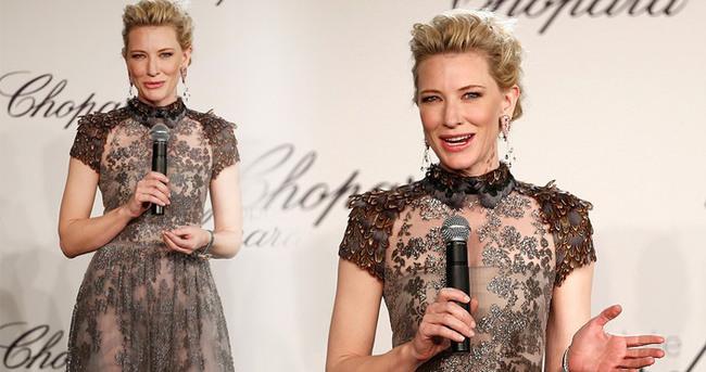 Cate Blanchett: Geçmişte kadınlarla ilişkim oldu