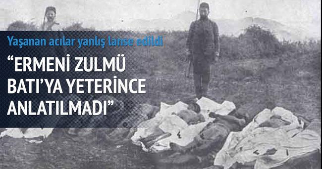 Geçmişten günümüze Ermeni zulmü