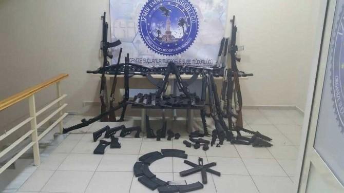 Facebook Üzerinden Pompalı Tüfek Satarken Yakalandı