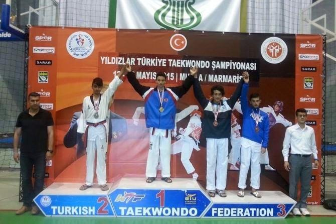 Foça'dan Türkiye Şampiyonu Çıktı