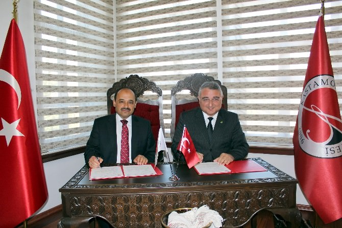 Kastamonu Üniversitesi İle Orman Ve Su İşleri Bakanlığı Arasında Protokol İmzalandı