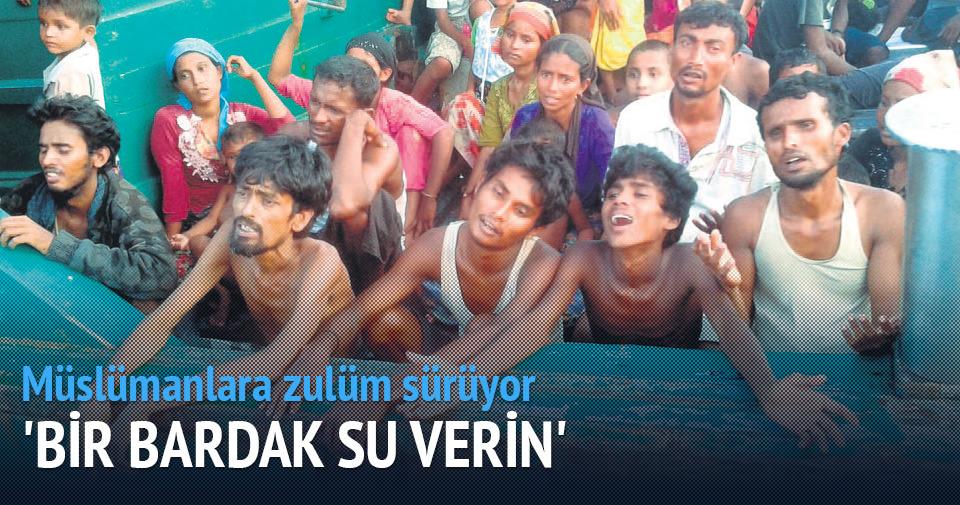 'BİR BARDAK SU VERİN'