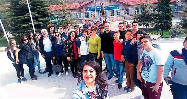 Havacı adayları Eskişehir'de