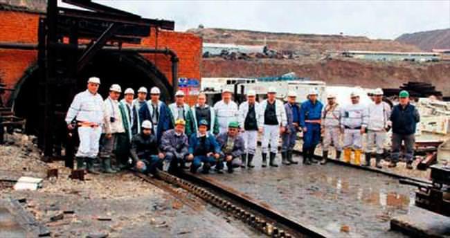 Kömür işçilerine haftada iki gün tatil