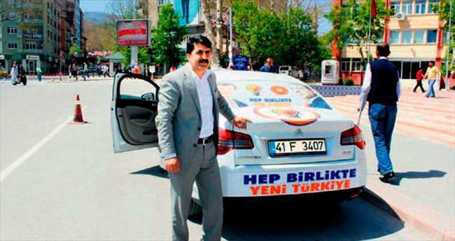 AK Parti ve Davutoğlu için Türkiye turuna çıktı