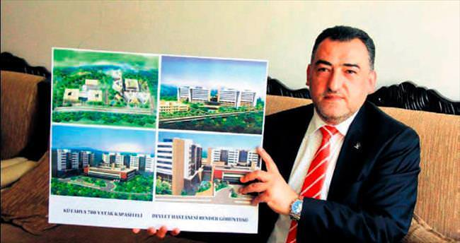 AK Parti Kütahya'da yatırım rekoru kırdı
