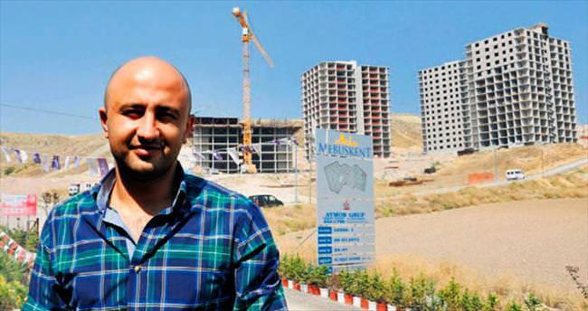 Şehrin içinde yeni bir şehir: Mebuskent