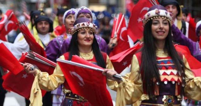 New York'ta Türk esintileri