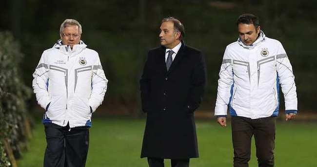 Fenerbahçe'de Deniz Tolga Aytöre istifa etti