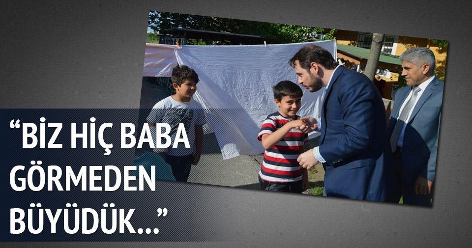 Berat Albayrak: Yeni Türkiye'den vazgeçmeyin
