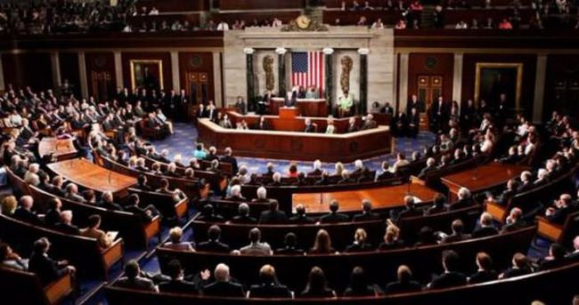 ABD Temsilciler Meclisi İran tasarısını onayladı