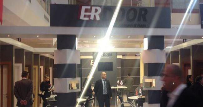 Erdoor, Erbil Building 2015 Fuarı'na katıldı
