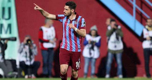 Trabzonspor, Özer Hurmacı ile anlaştı