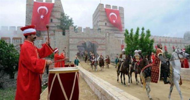Fetih kutlamaları ilk kez Yenikapı'da yapılacak