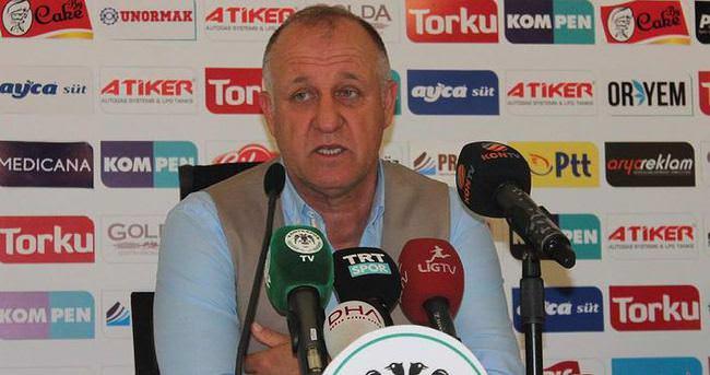 Galatasaray'a karşı aslan gibi topumuzu oynayacağız