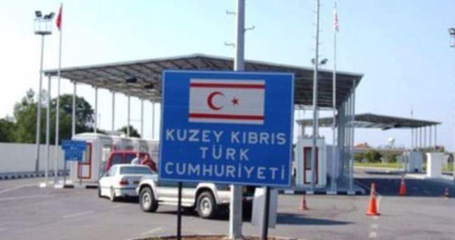 Kıbrıs sınır kapılarında vize uygulaması kalkıyor
