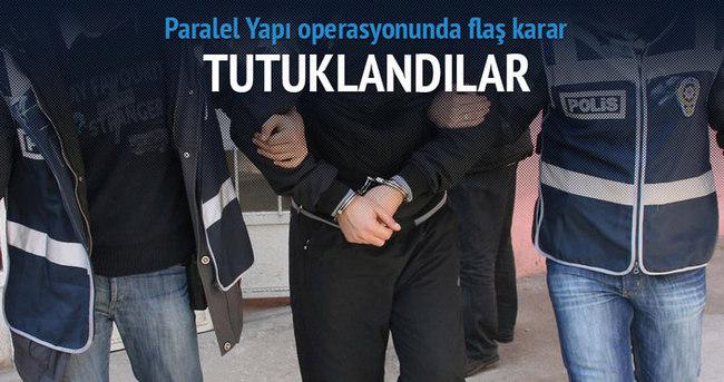 Gaziantep'te paralel yapı tutuklaması