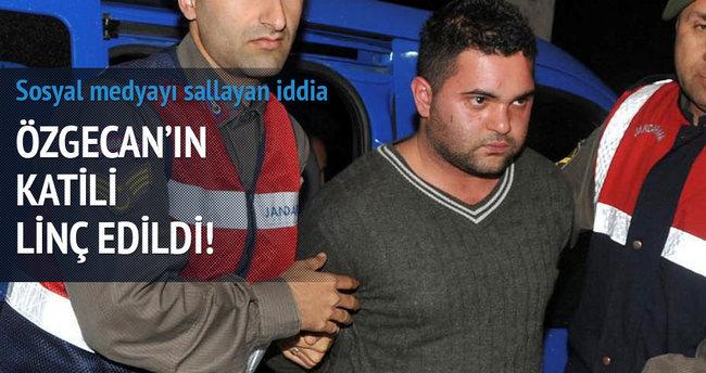 Özgecan'ın katili linç edildi iddiası