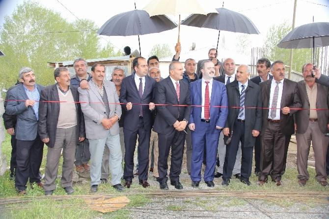 AK Partili Van Milletvekili Kayatürk'ün Seçim Çalışmaları