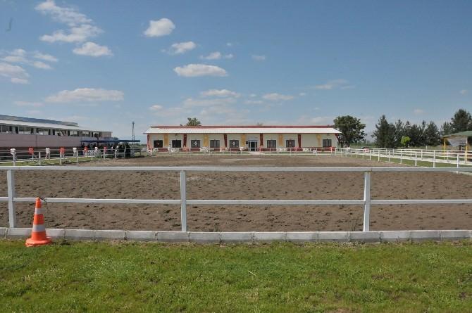 Atçılık, Binicilik Rehabilitasyon Tesisi Açıldı