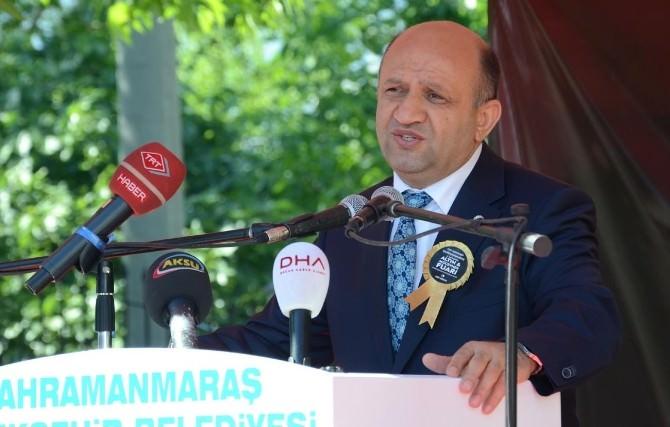Bakan Işık Kahramanmaraş'ta